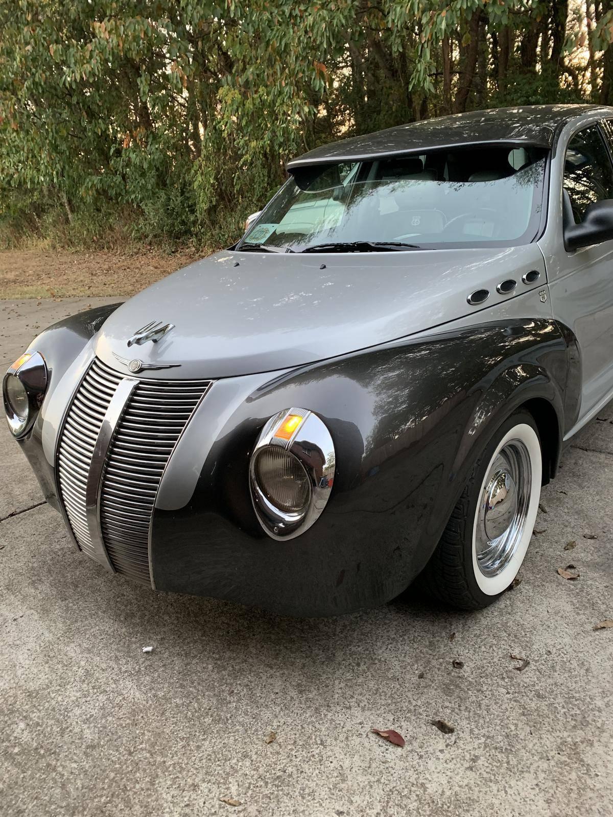 Kustom Kruiser: 2004 Chrysler PT Cruiser