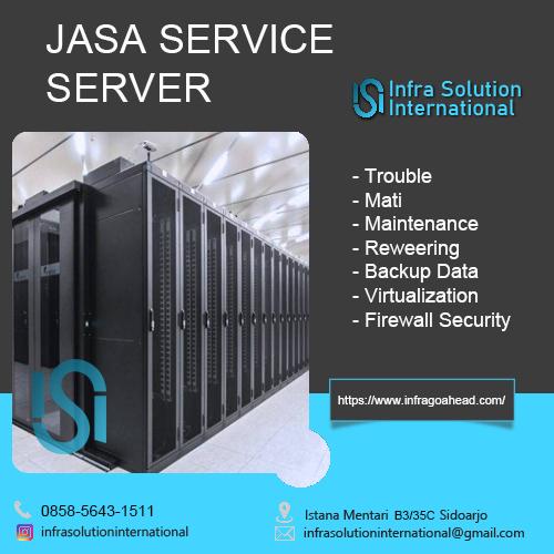 Service Server Pasuruan Enterprise
