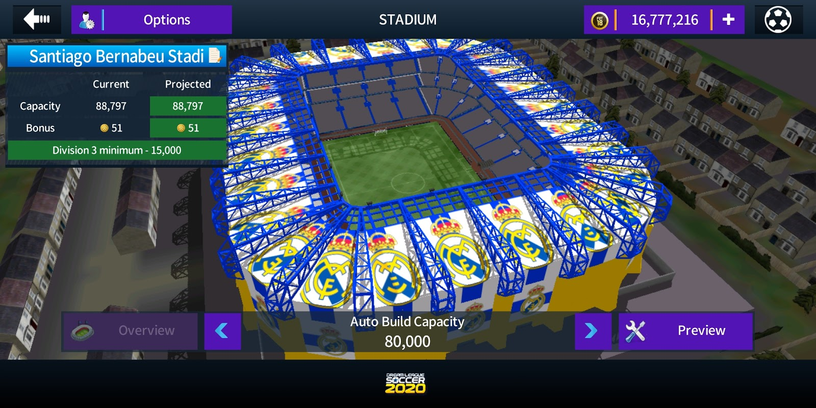 Dream League Soccer 2020 Real Madrid Edition - Heavy Gamer