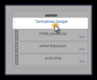 cara membuat recent post dengan fungsi navigasi pada blogspot