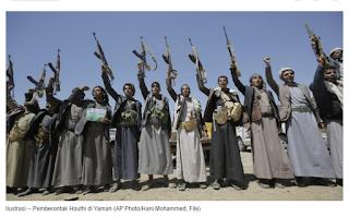Arab Saudi Gagalkan Serangan syiah Houthi di Laut Merah