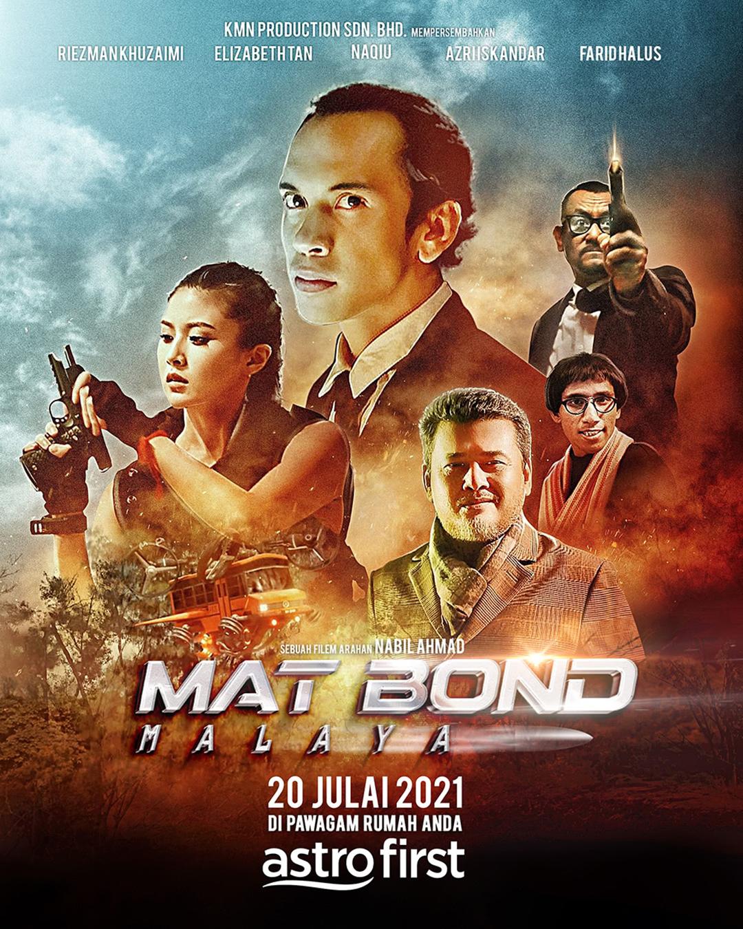 Filem Mat Bond Malaya