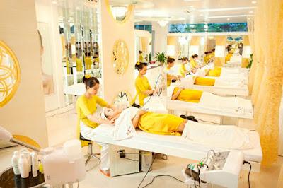 tuyển dụng ngành spa