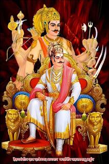 king-sahashrarjuna