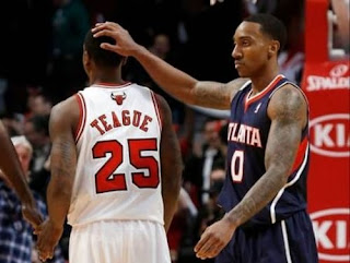 Jeff Teague Advised Little Brother Marquis Teague To Not Go Pro