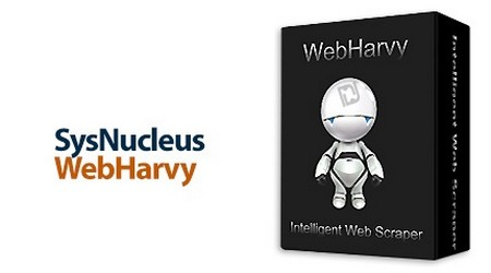 WebHarvy Download Grátis