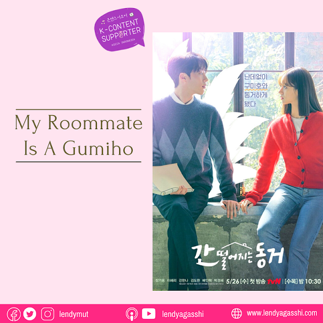 Review dan Sinopsis Drama My Roommate is a Gumiho