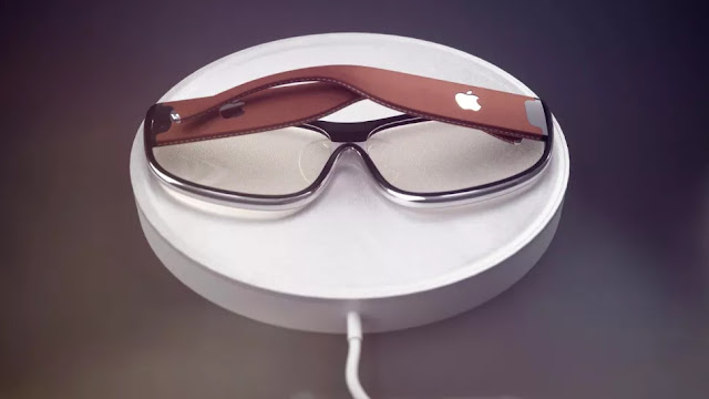 "سعر و مواصفات نظارة ""Apple iGlass"""
