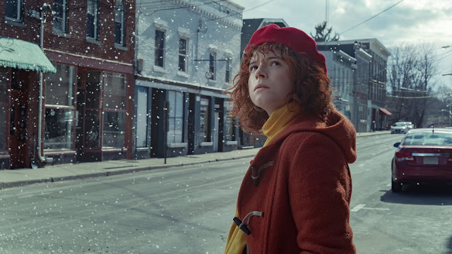 Jessie Buckley Charlie Kaufman | I'm Thinking of Ending Things Netflix