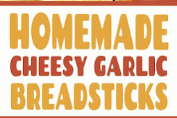 Homemade Cheesy Garlic Breadsticks Recipe #breadsticks #pizza #pizzacrust #sidedish