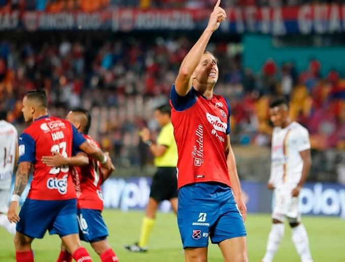 ¡A seguir luchando, Poderoso! La galería del empate (2-2) entre Independiente Medellín y Deportes Tolima