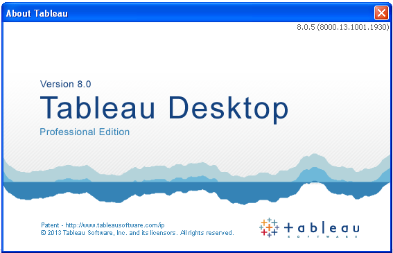 Tableau 8 Desktop (Business Intelligence Tool) - Pubudu Dewagama