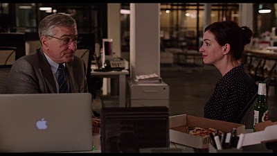 The Intern (2015 / Movie) - Trailer - Screenshot