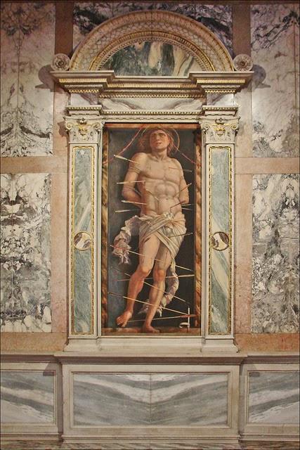 San-Sebastian-Andrea-Mantegna-Ca-D'Oro-Venice