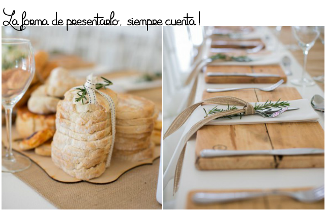 ideas para decorar un evento
