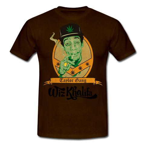 koszulka Wiz Khalifa