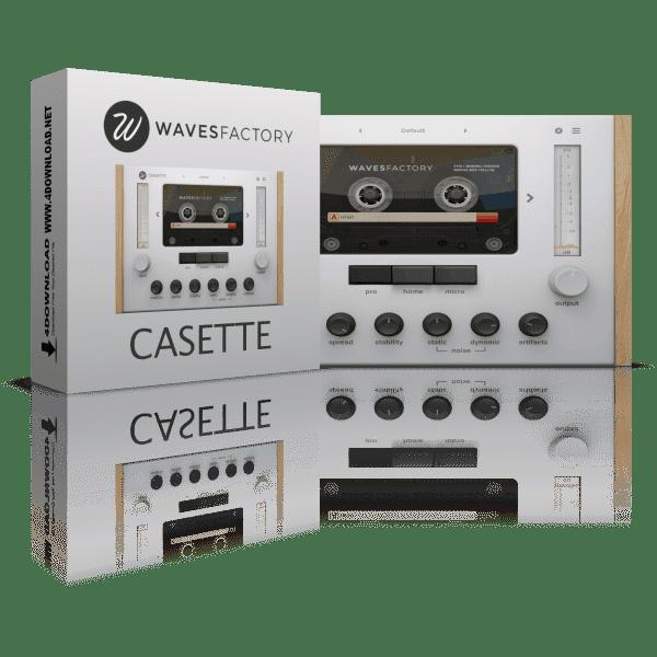 Wavesfactory Cassette v1.0.4 Full version