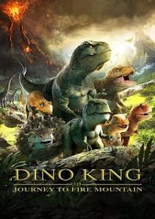 Dino King Journey To Fire Mountain 2019
