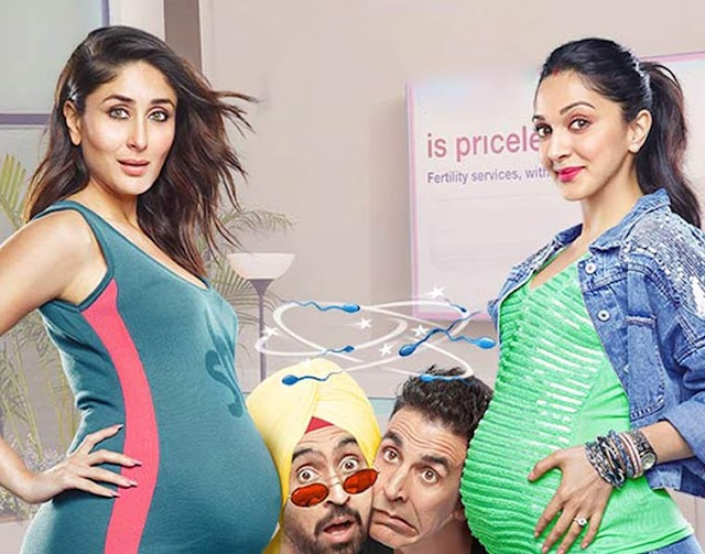 GOOD NEWWZ: FILM REVIEW – THIS DHARMA BABY IS A TOTAL WINNER