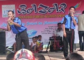 Bazar PNPM MPd Kec. Sindang (Hari Kedua)