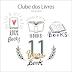 Clube dos Livros   Ontem foi dia de 11º aniversário e o dia mundial do livro