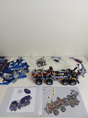 Lego 42112