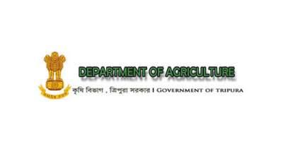 tripura agriculture department recruitment 2019
