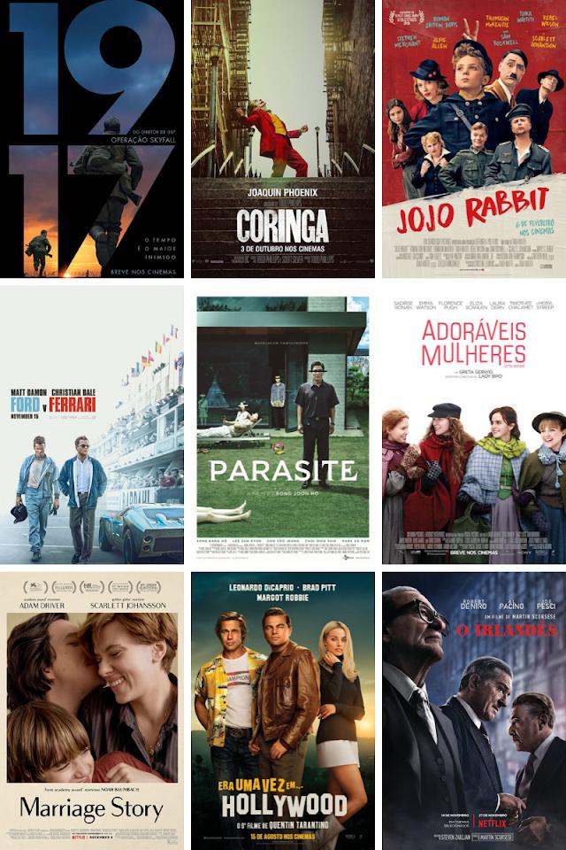 Palpites - Oscar 2020