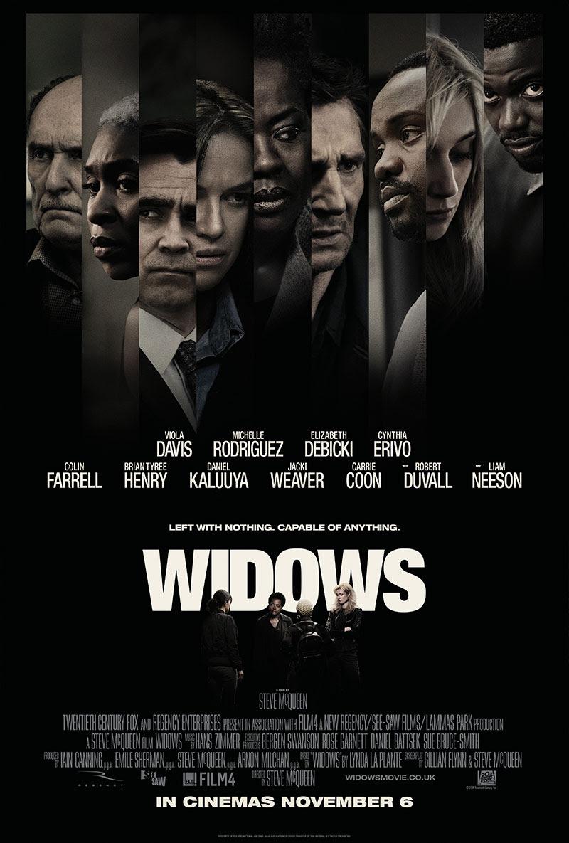 widows film poster