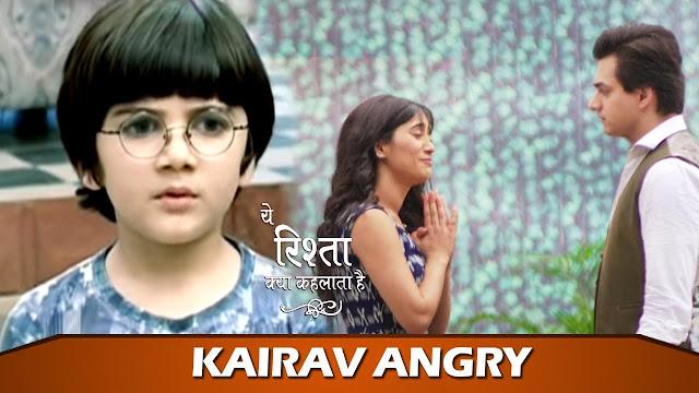 Finally Naira screams out abortion truth to Kartik takes big step in Yeh Rishta Kya Kehlata Hai