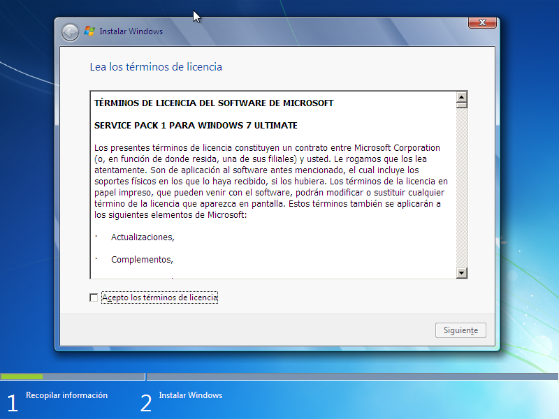 descargar windows 7 ultimate 32 bits español full mega