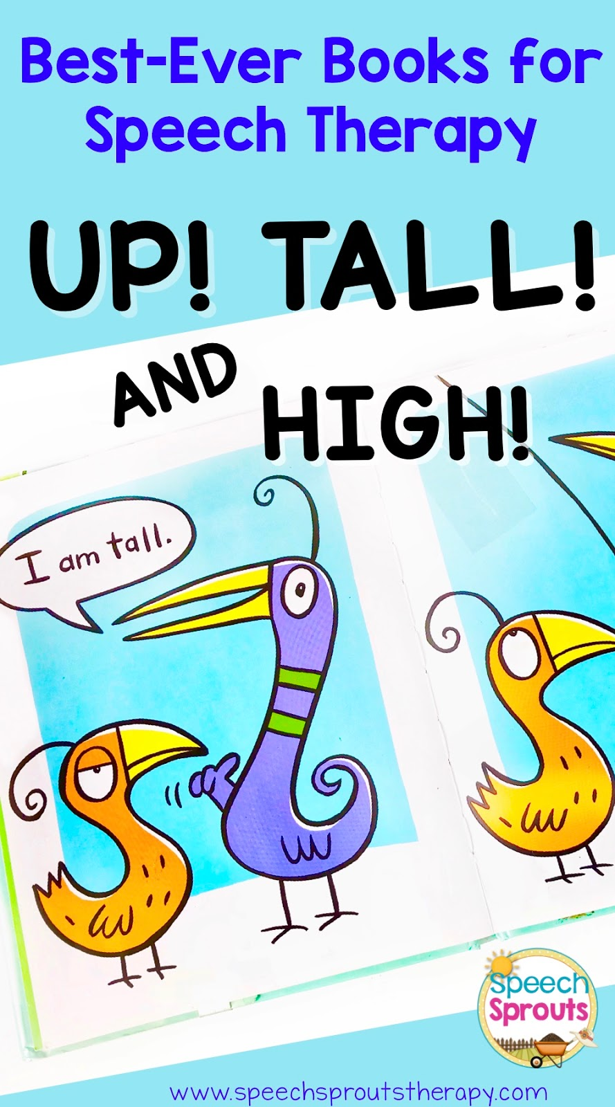 Teach Basic Concepts With This Adorable Book Perfect For Preschool Speech Therapy Position And