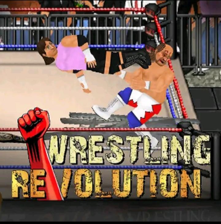 Wrestling Revolution 2D v2.040 MOD APK Unlocked