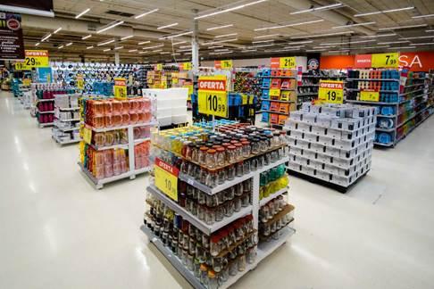 Carrefour reinaugura hipermercados a partir do conceito 'Nova Geração'