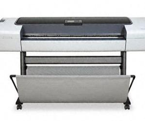 HP Designjet T1100ps 44-in Printer Drivers Free Download