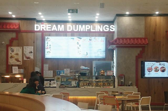 Dream Dumplings, Box Hill