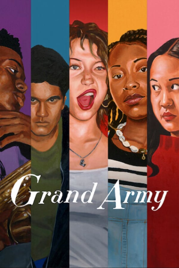 Grand Army S01 Complete Dual Audio