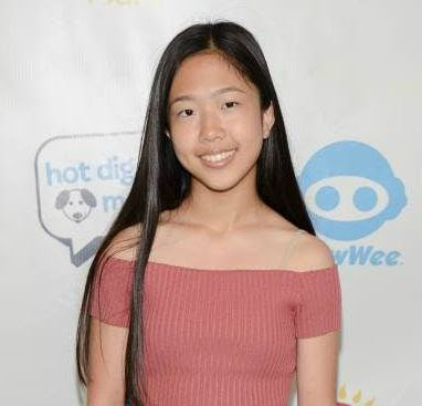 Nina Lu, American actress