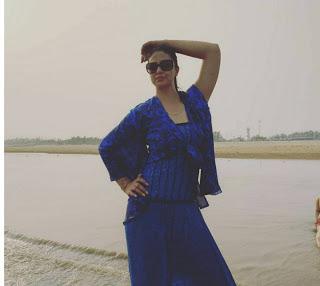 Hasin jahan Louisiana Dress