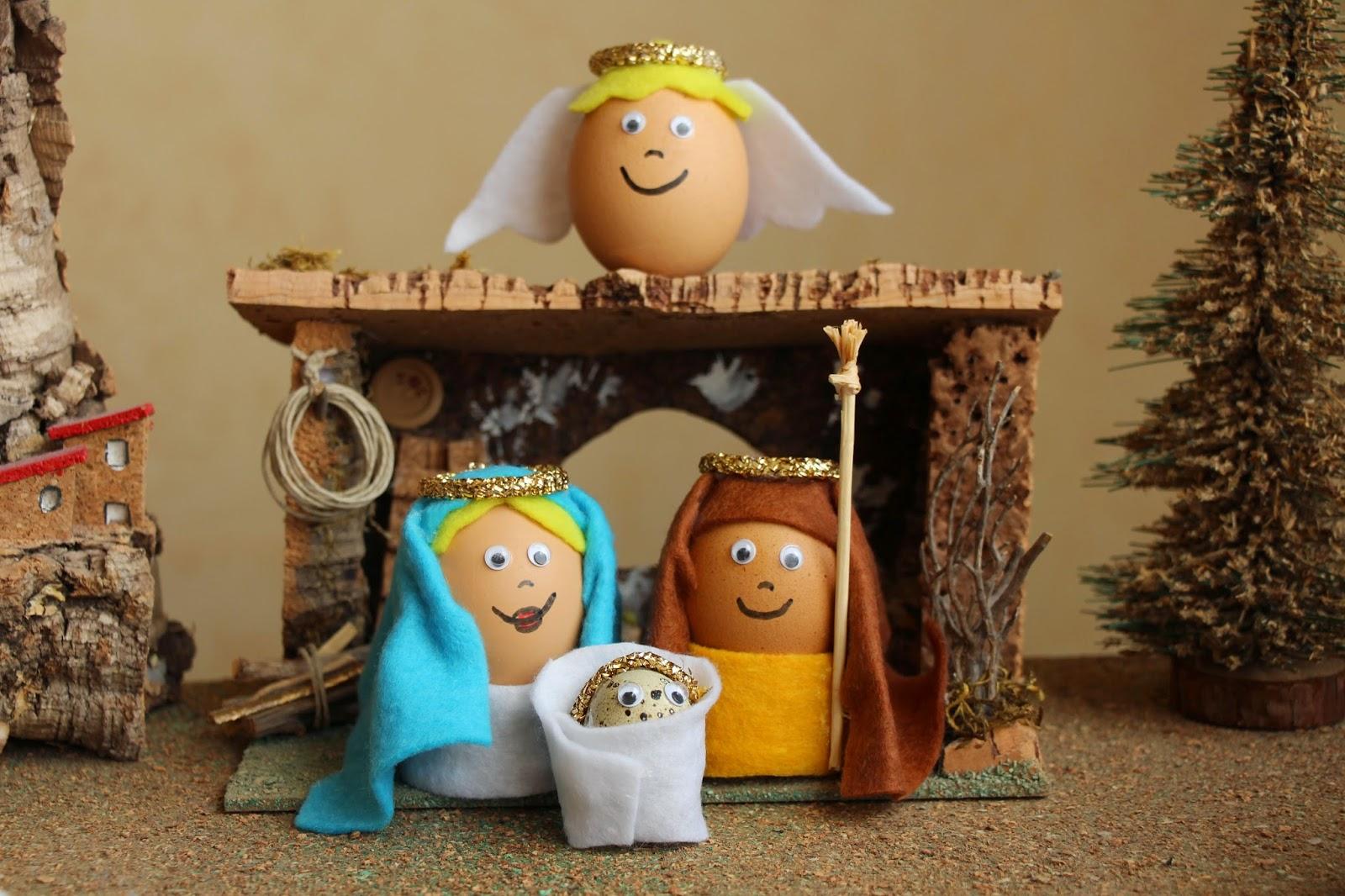 nacimiento con huevos
