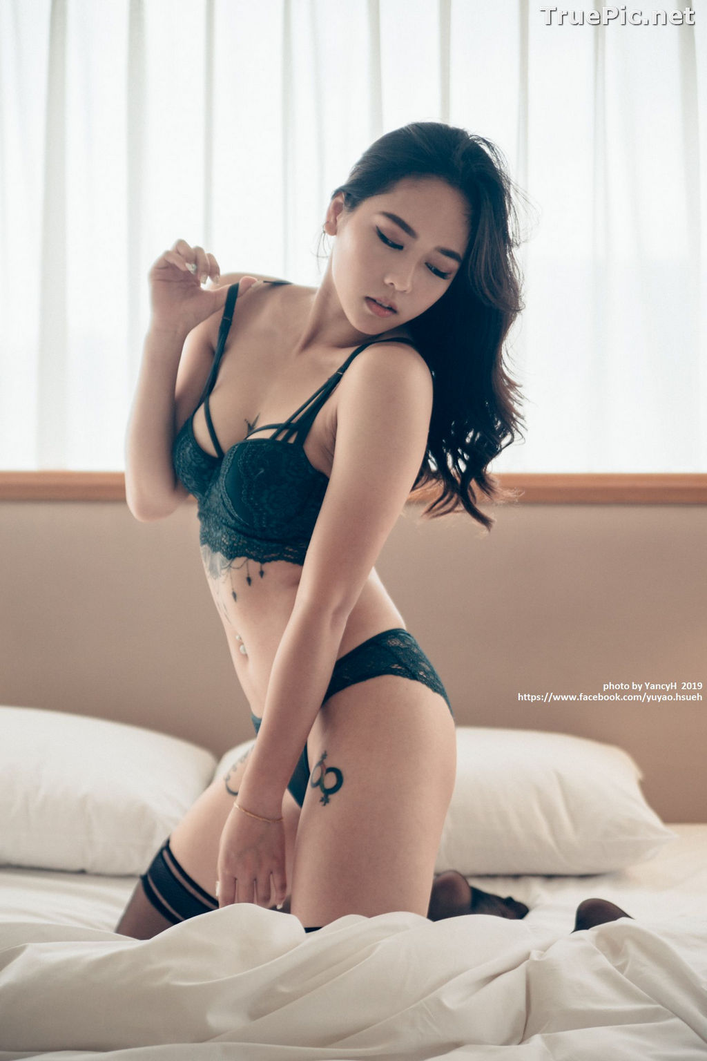 Image Taiwanese Model - Sabrina - Sexy Lingerie For You - TruePic.net - Picture-6