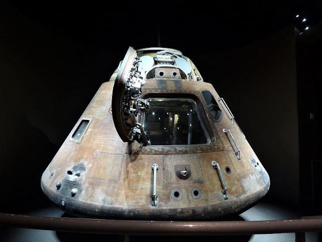il modulo lunare originale