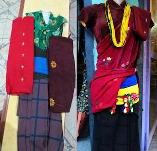 Gurung Traditional Dress