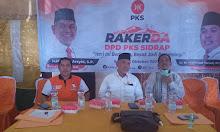 Pembukaan Rakerda PKS Sidrap Digelar Di Pantai Lowita Pinrang