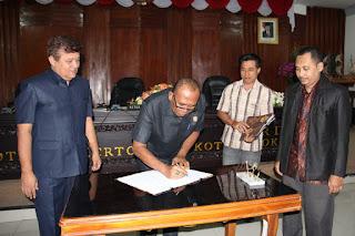AKD DPRD Kota Mojokerto 2019 – 2024 Terbentuk, Ini Formasinya