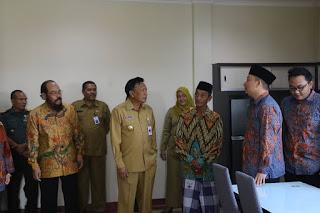 Bupati Gresik Dr. H. Sambari Halim Radianto Hadiri Grand Opening Instalasi Rawat Inap Rumah Sakit Fathma Medika