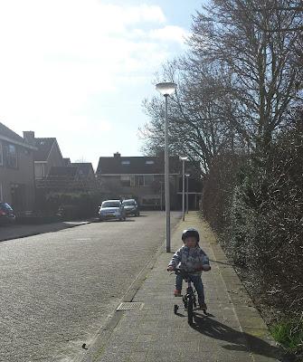 ondeugendepspruit fietsen fiets verkeersinzicht