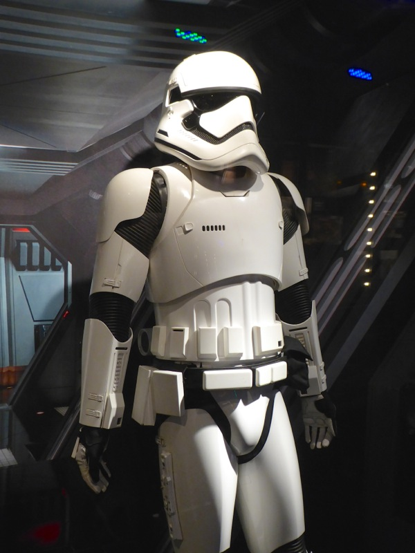 First Order Stormtrooper armour