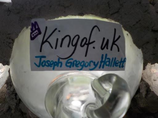 Artivism for King John III - Joseph Gregory Hallett