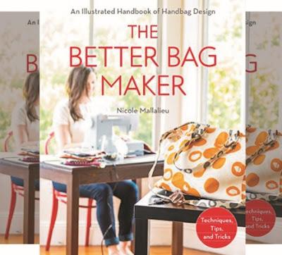 Nicole Mallalieu's Book: How to Make Handbags - Bag Making Handbook